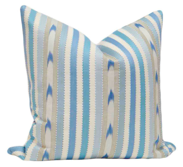 Nautical Stripe // Azure
