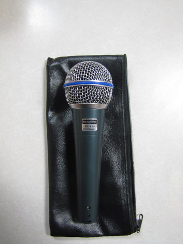 Beta 58 Microphone