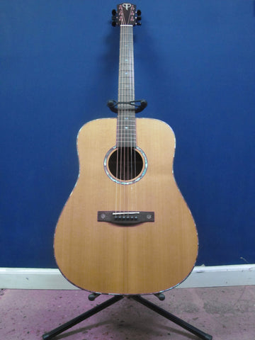 Teton STS205NT Dreadnought Acoustic Guitar