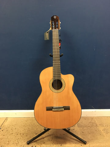 Teton Classical STC155CENT with fishman electronics