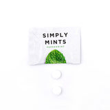 Simply Mints Pouches- Peppermint
