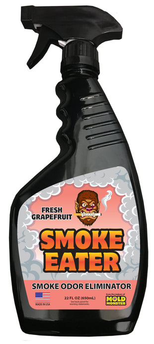 Smoke Eater- Fresh Grapefruit, 22 oz.