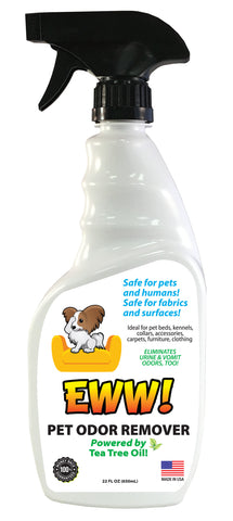 22oz Bottle Eww! Pet Odor Removal