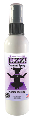 4oz Organic Lavender Ezz Calming Spray (Canine Therapy)