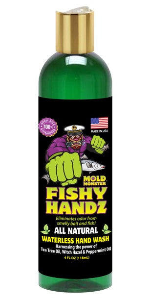Fishy Handz 4 oz. Bottle
