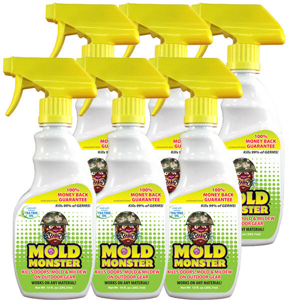 Outdoor Mold Monster, 6 pack of 10 oz. Bottles