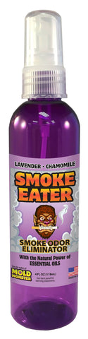 4oz bottle Smoke Eater- Lavender Chamomile