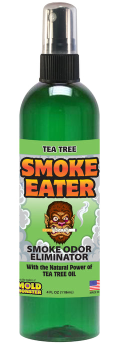 Smoke Eater - Tea Tree, 4 oz.
