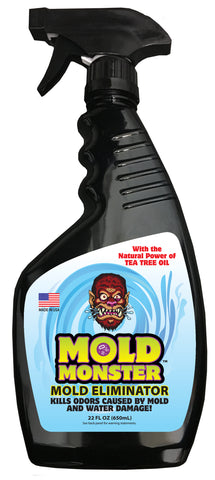 22oz Bottle of Mold Eliminator for Water Damage