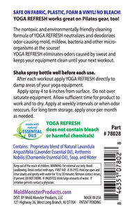 Yoga Refresh 4 oz Bottle- Lavender