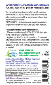Yoga Refresh 4 oz Bottle- Peppermint