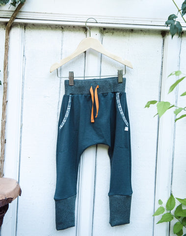Dark Grey Harem Pant
