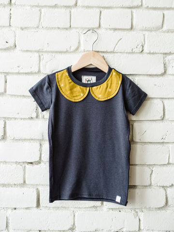 Starlight Collar Tee