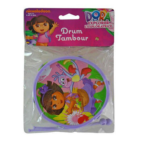 Dora The Explorer Drum - Sakura Toyland, Inc