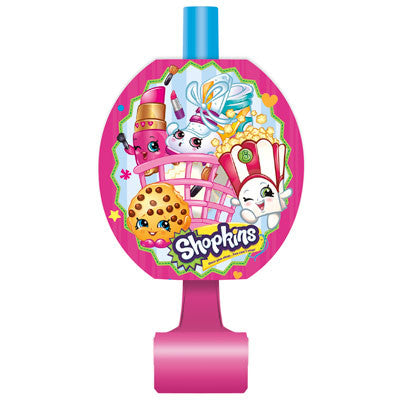 Shopkins Party Blowouts