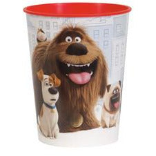 Secret Life of Pets Plastic Party Favor Cup