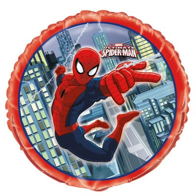 Spider-Man Foil Balloon - Sakura Toyland, Inc