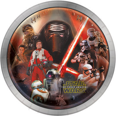 Star Wars Lunch Plates
