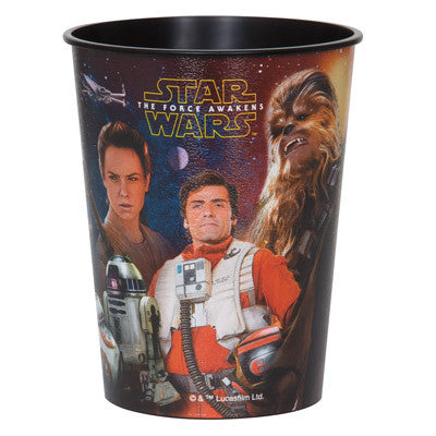 Star Wars Party Favor Plastic Cup