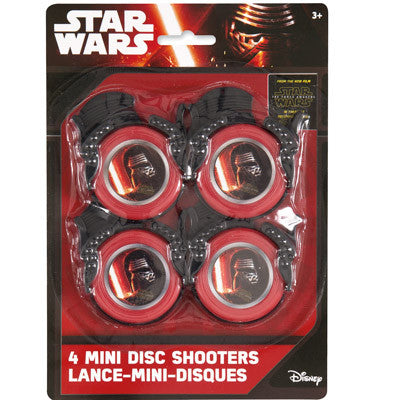 Star Wars Disk Shooters Party Favors