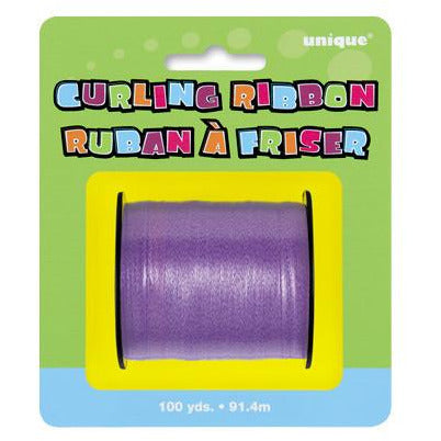 Purple Curling Ribbon - Sakura Toyland, Inc