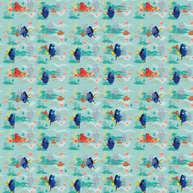Finding Dory Gift Wrap Roll