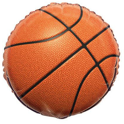 Basketball Foil Balloon - Sakura Toyland, Inc