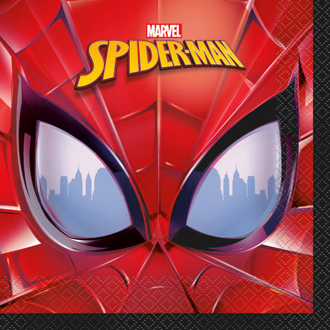 Spider-Man Luncheon Napkins, 16ct