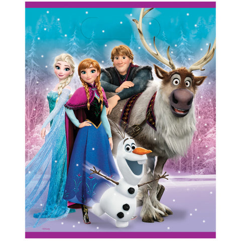 Disney Frozen Loot Bags, 8ct