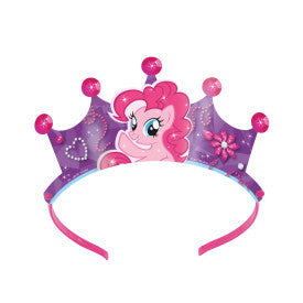 My Little Pony Paper Tiaras 3ct.