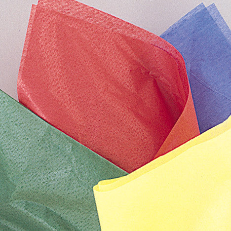 Assorted Color Tissue Paper - Sakura Toyland, Inc
