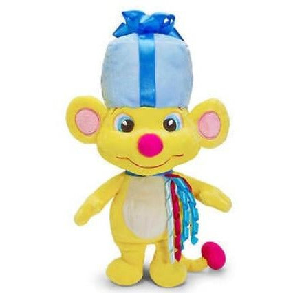 Birthdaykins Birthday Plush Stuffed Animal Toy- Prezzie - Sakura Toyland, Inc