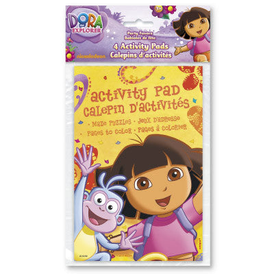 Dora The Explorer Activity Books - Sakura Toyland, Inc