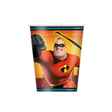 Disney The Incredibles 2 9oz Paper Cups, 8ct