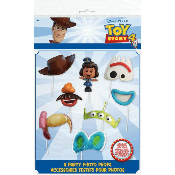 Disney Toy Story 4 Photo Booth Props, 8ct