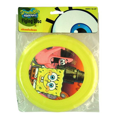 Spongebob Flying Disc - Sakura Toyland, Inc