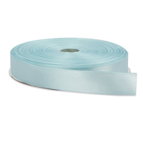 Baby Blue Satin Ribbon 50yds.