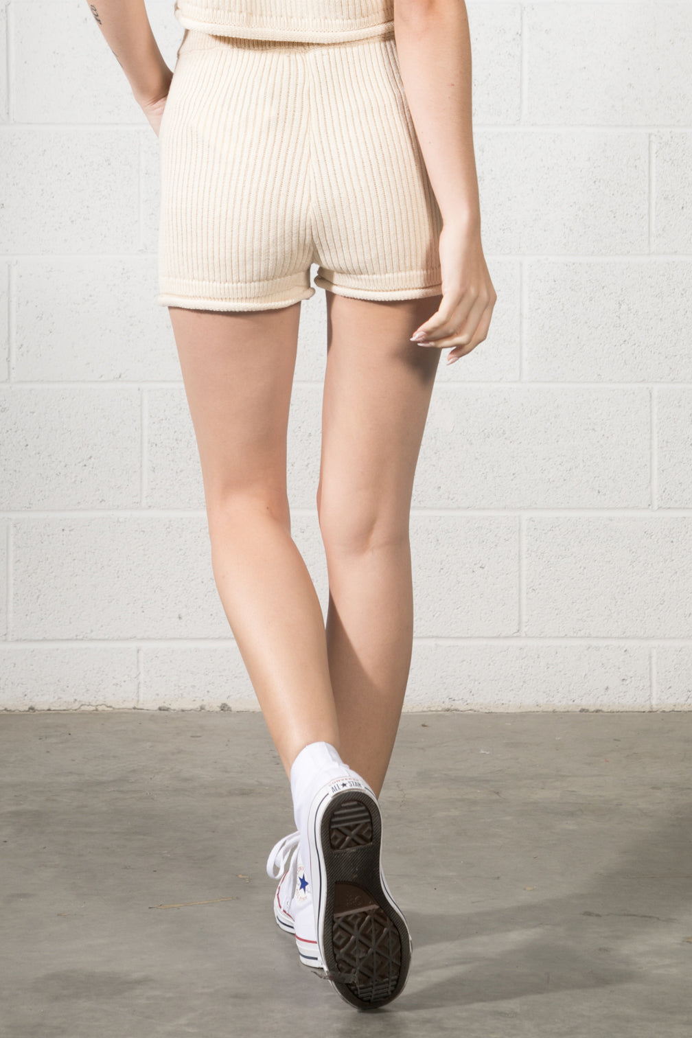 Mitzi High Waisted Shorts