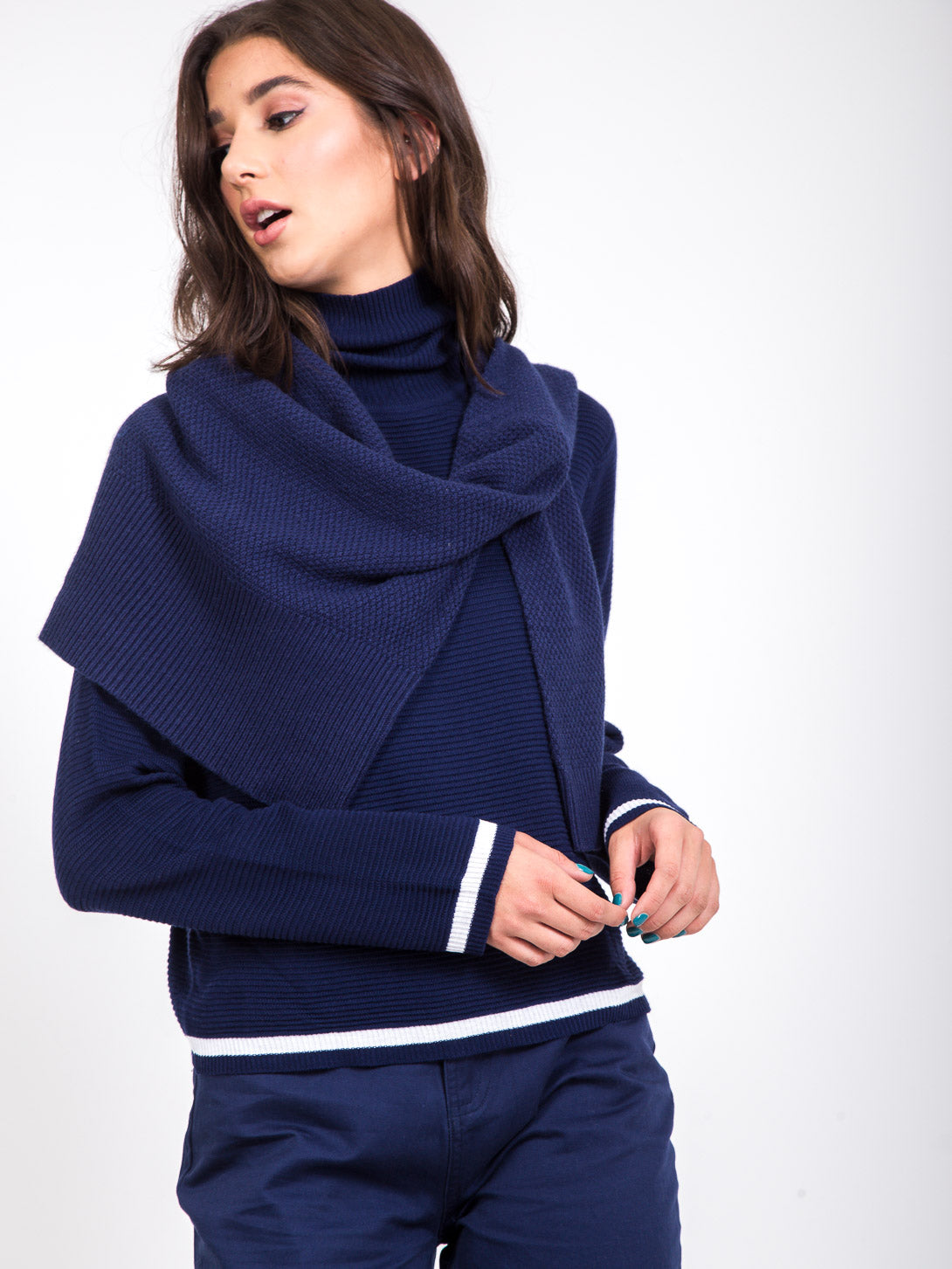 The Adeline Sweater