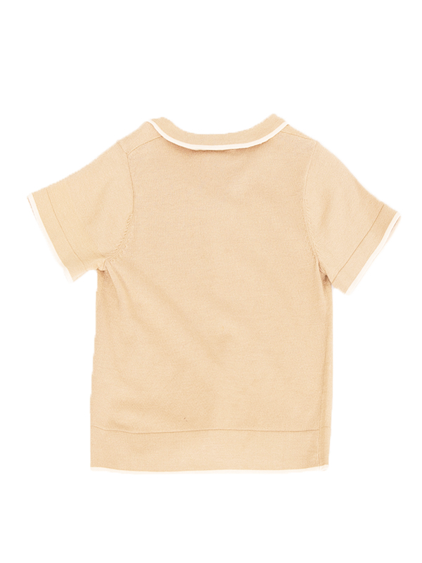 TERRI COLLARED KINDER TOP
