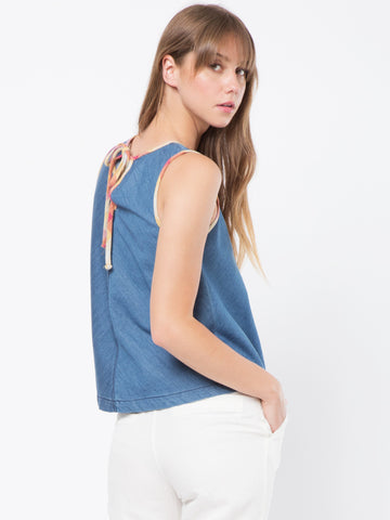 Contrast binding detailed tank