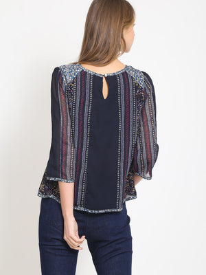 The Wanderlust Top