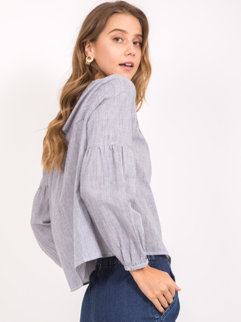 The Poppy Blouse