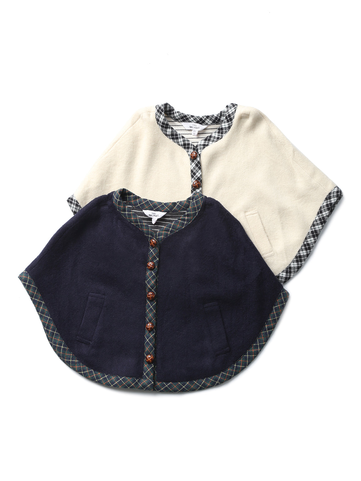 Pocket detailed Poncho