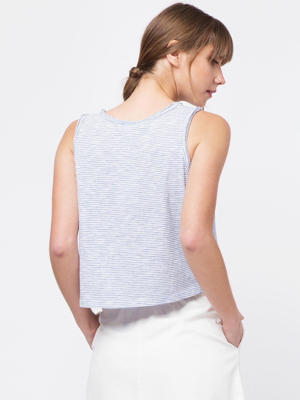 The 'Zephyr' Tank Top