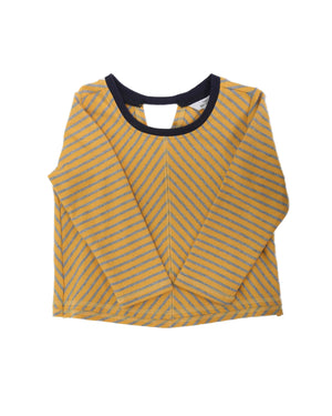 (Kids) Swing Tee With Open Back Detail