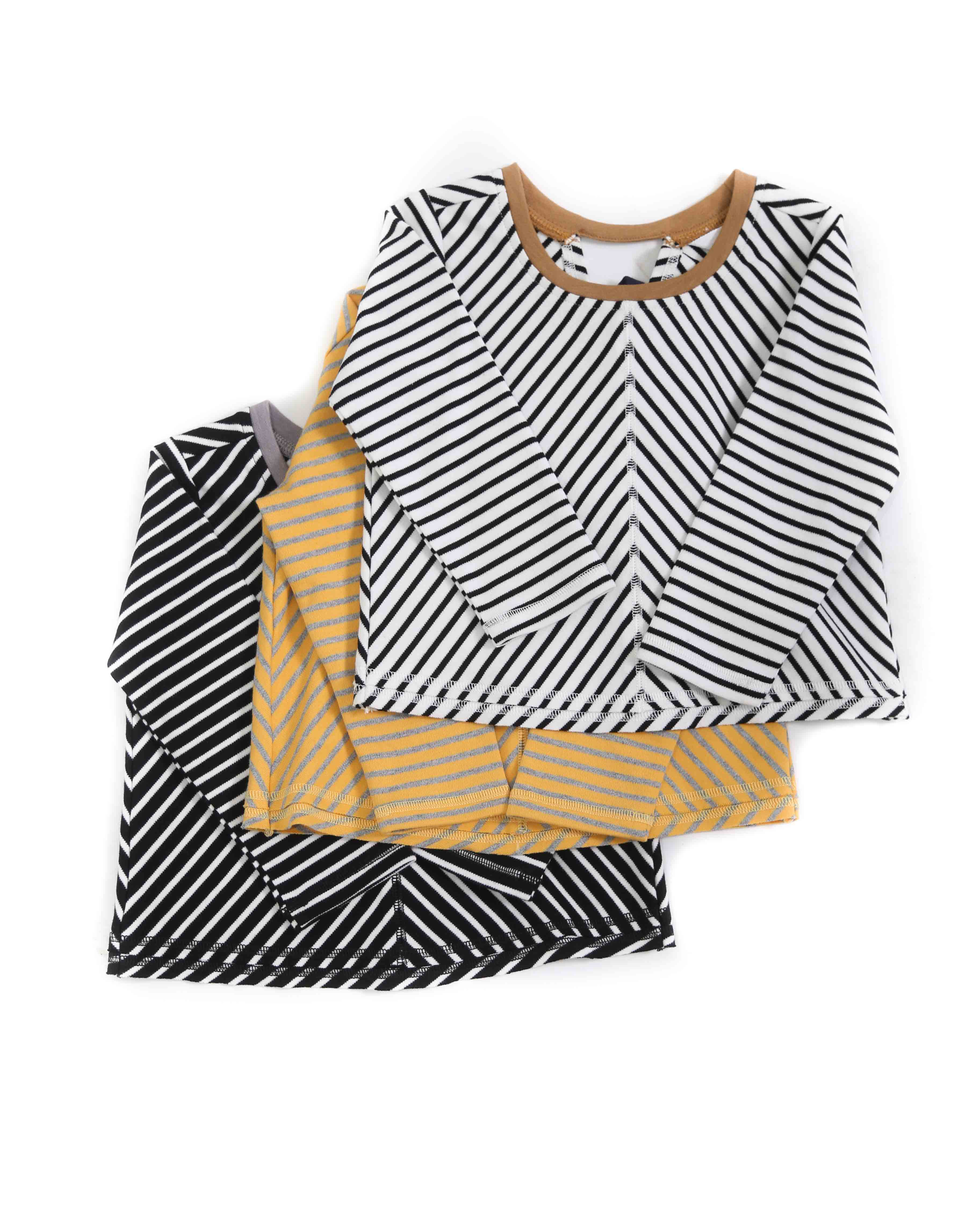 [KIDS] Swing Tee With Open Back Detail