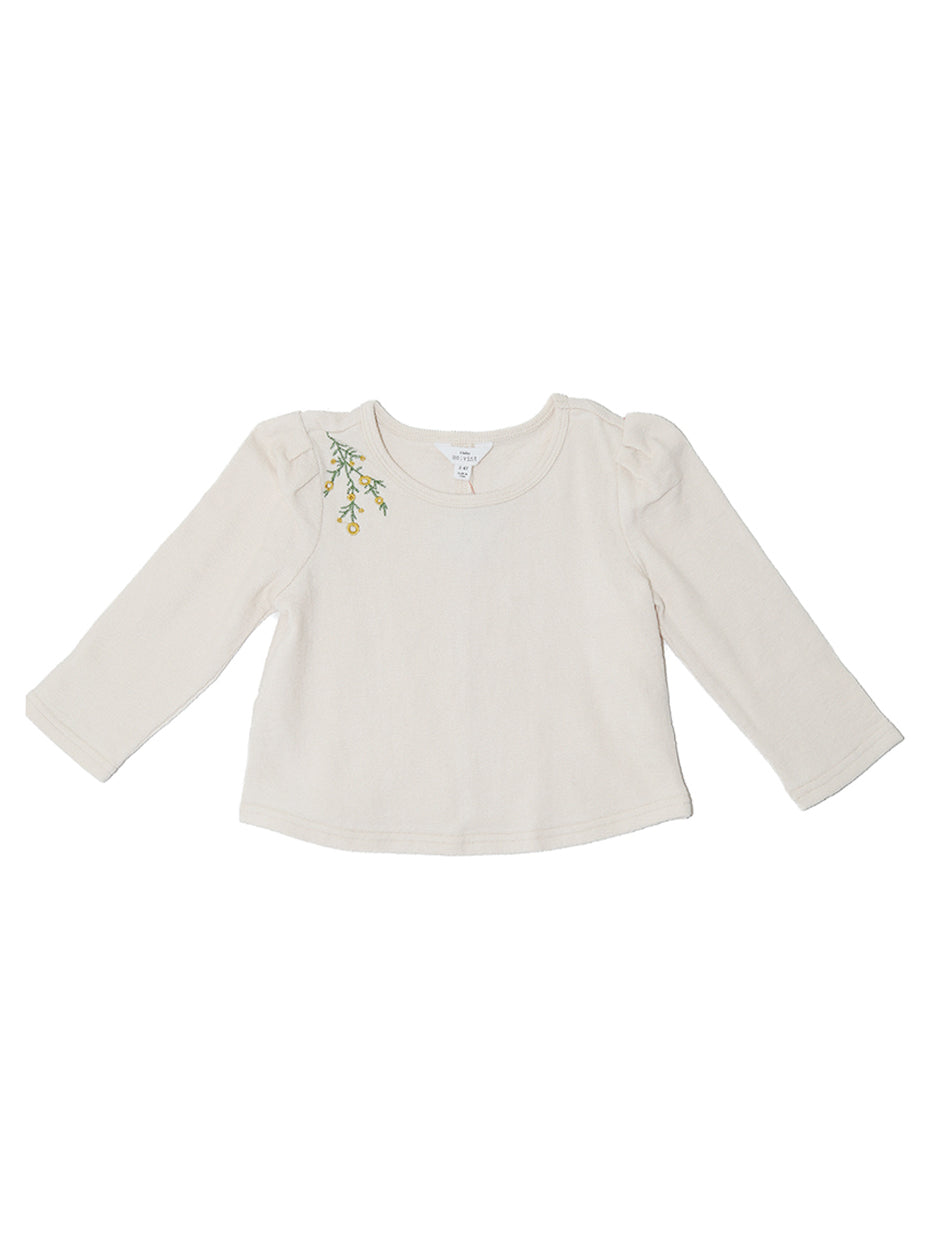 (Kids) Embroidery Top