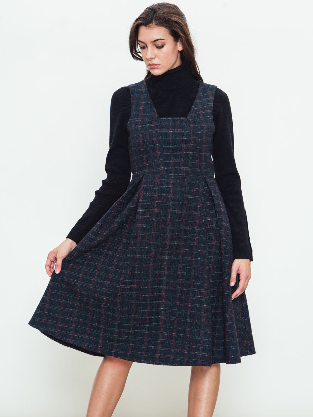 Alice plaid dress