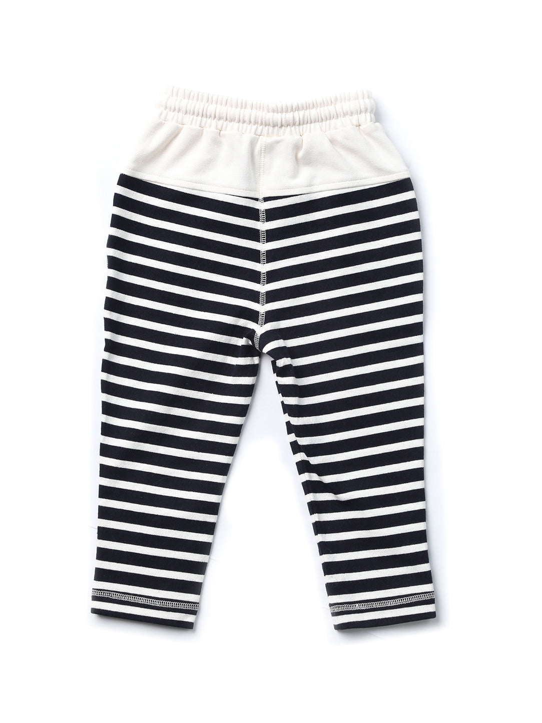 [KIDS] Contrast waist band detail button down pants